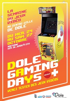 Dole Gaming Days