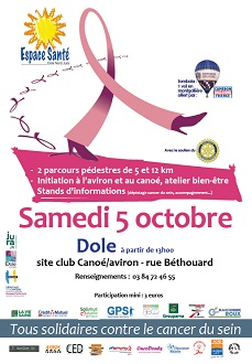 Faran'Dole d'Octobre Rose